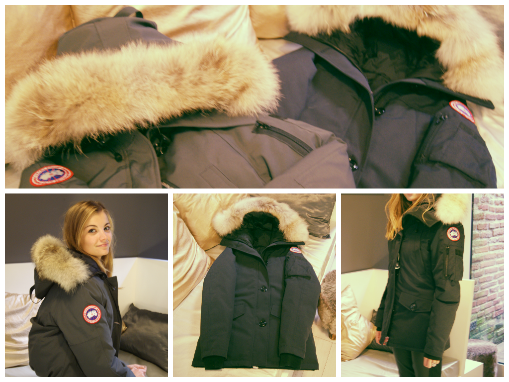 boutique canada goose paris